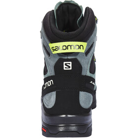 Salomon X Alp High LTR GTX Shoes Herr urban chic/balsam green/lime green